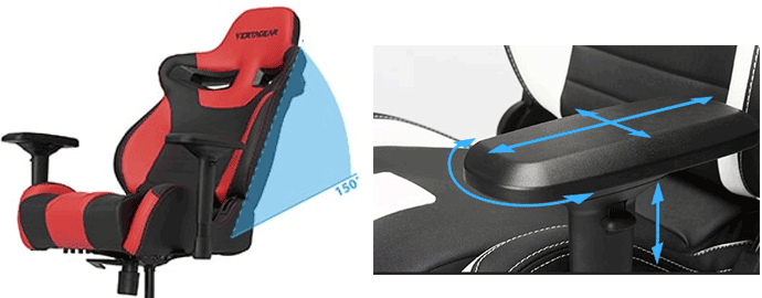 ergonomia sedia